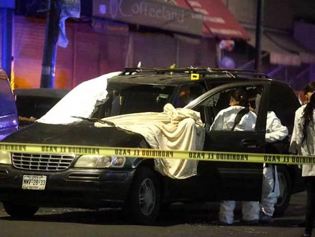 Matan a mujer frente a sus hijos en la Ciudad de México
