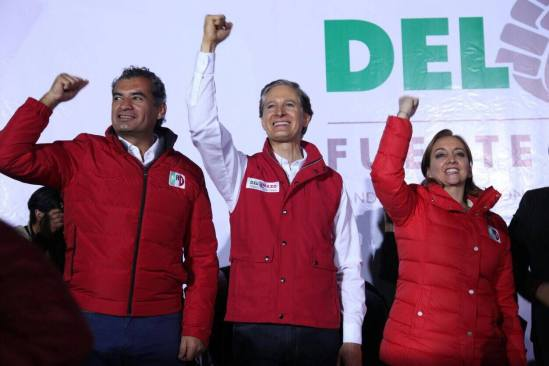Haré del Estado de México, el estado más seguro del país: Del Mazo