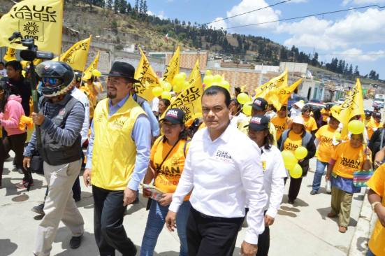 Elección podría terminar en tribunales advierte Juan Zepeda