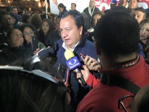 Oscar González ofrece incentivos fiscales a quein fomenten empleo y ofrezcan salario digno