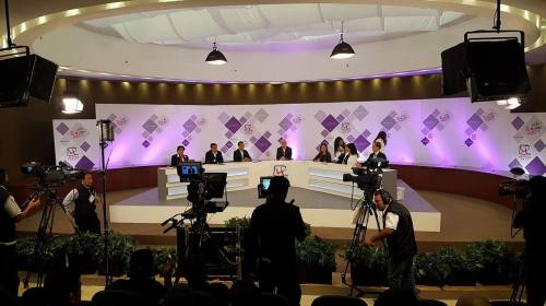 Candidatos destacan propuestas contra los malos gobiernos