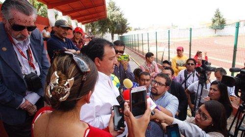 El Estado de México, rehén de la vida política del país: Oscar González