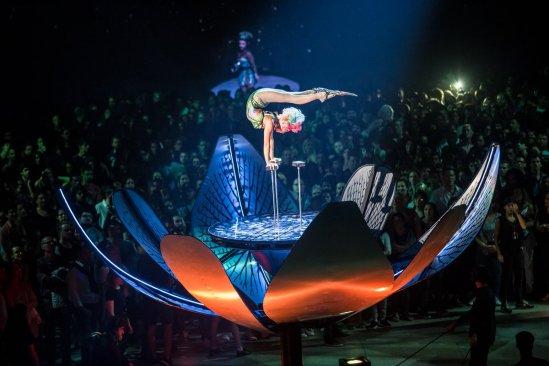 Soda Stereo y Cirque du Soleil vendrá a México