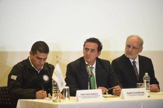 PGR revela detalles de captura de Javier Duarte