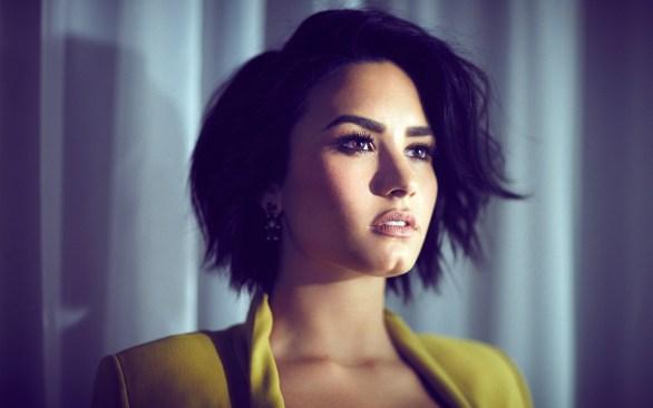Demi Lovato causó sensación en Instagram