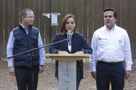 Vázquez Mota exige expliquen los vinculos que Delfina y Del Mazo tienen con Duarte