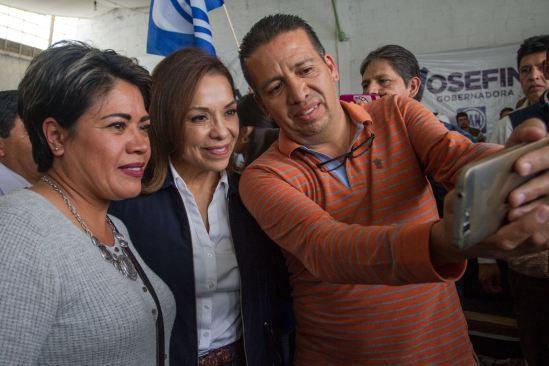 Se compromete JVM a crear más bachilleratos y universidades en Texcoco