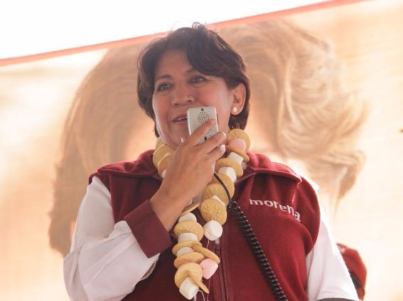Si deben algo Eruviel, Montiel o Peña van a tener que aclararlo: Delfina Gómez