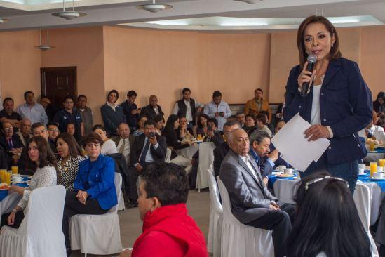 Como gobernadora acabaré con los actos de corrupción; habrá cero tolerancia:  Vázquez Mota