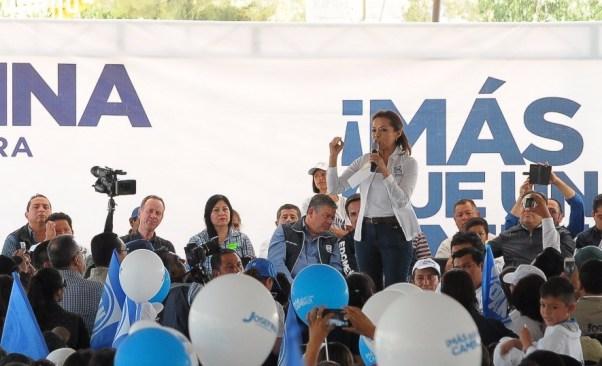 Vázquez Mota exige que se informe del dinero obtenido ilegalmente por Morena