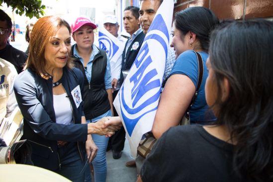 Con su voto, los mexiquenses harán realidad tres palabras: Fuera el PRI