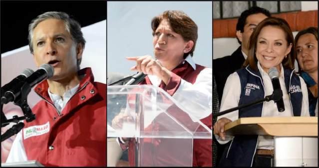 Alfredo Del Mazo aventaja en encuesta en el Estado de México