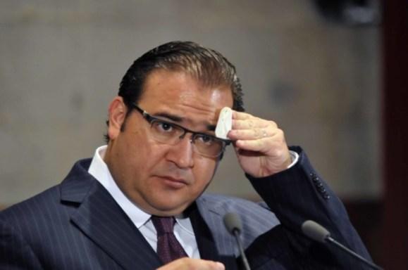 Detiene PGR a Javier Duarte en Guatemala