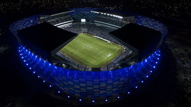 México tiene estadios de primer mundo
