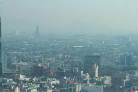 Ecatepec con altos indices de contaminación