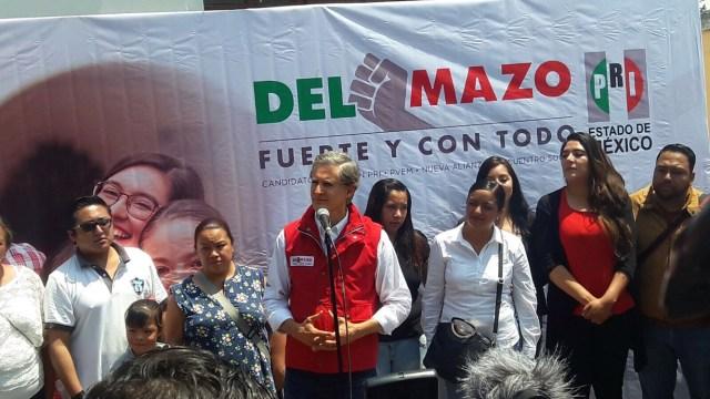 Niega Alfredo del Mazo tener algún tipo de relación con Javier Duarte