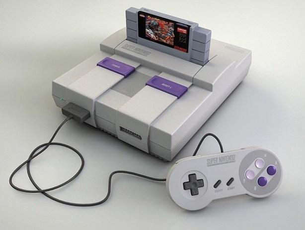 Nintendo podría lanzar versión mini del SNES