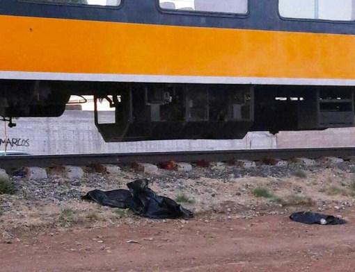 Madre se suicida junto con sus hijos en vías del tren