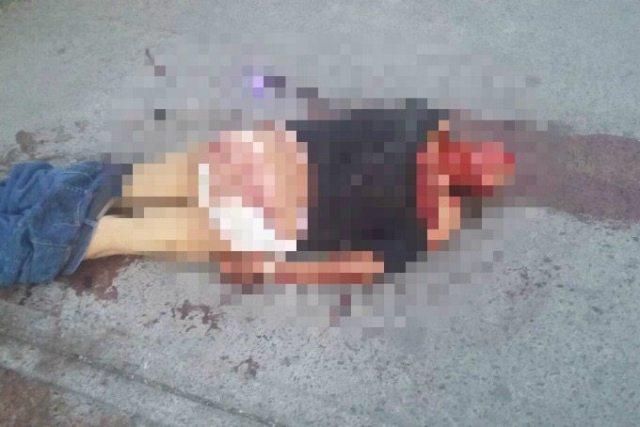 Dejan cadáver sin piel en municipio de Edomex