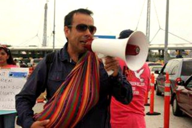 Desaparece defensor de migrantes en Edoméx