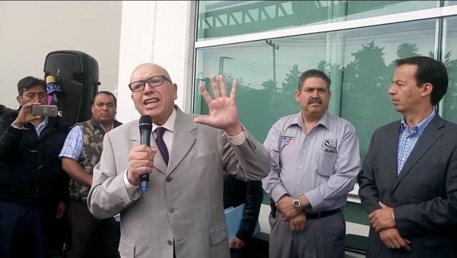 """Denuncia Pastor """"mano negra"""" de Eruviel contra su candidatura"""