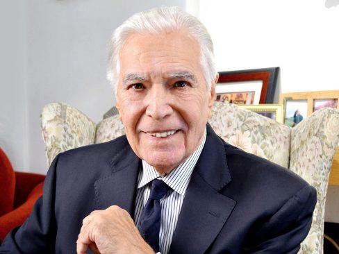 Murió el actor Gustavo Rojo