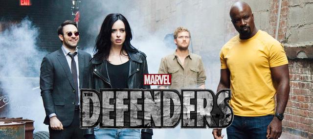 """Lanzan el primer trailer """"The Defenders"""""""