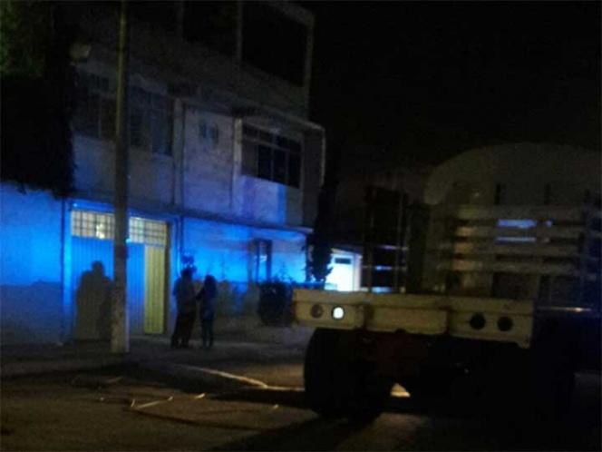 Mueren dos niños al incendiarse su casa en Nezahualcóyot; estaban solos