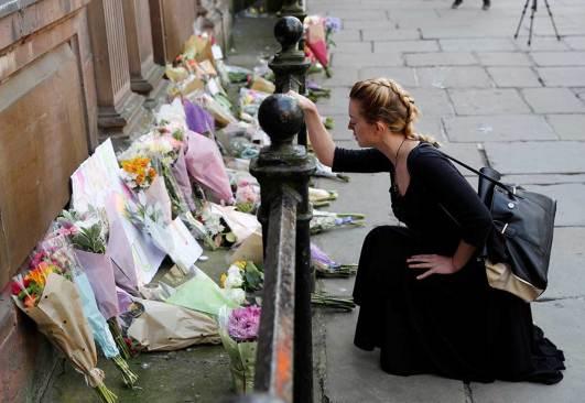 Reportan 12 menores heridos en ataque de Manchester; identifican a primeras víctimas