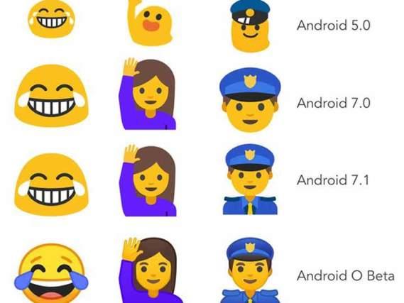 Rediseña Google los emojis