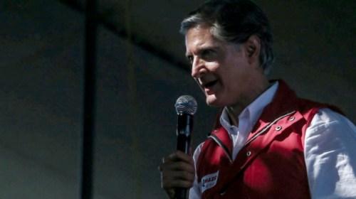 Diputados de Morena piden investigar posibles recursos ilícitos en campaña de Del Mazo