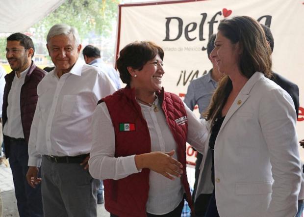 Ana Gabriela Guevara apoyara a Delfina Gómez