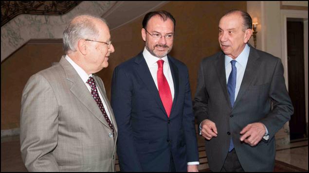 Urge México ante OEA lograr acuerdo para recuperar normalidad democrática en Venezuela