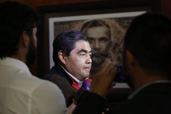 Barbosa pide seguridad a Lopez Obrador