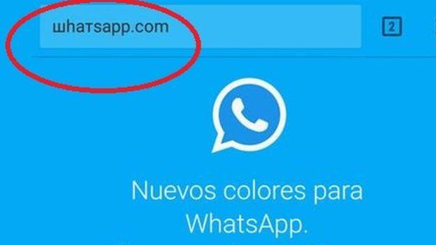 WhatsApp de colores, en nuevo fraude que se extiende, ¡NO CAIGAS!