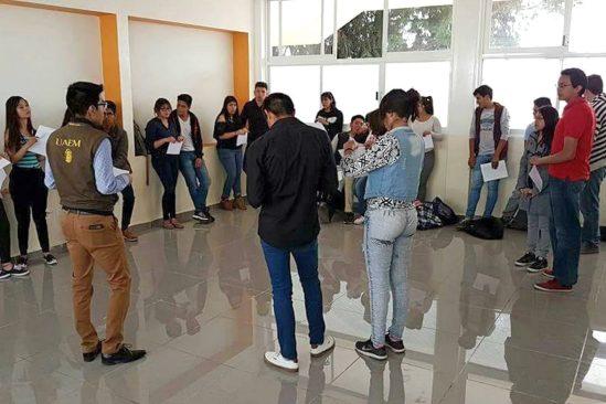Centro Juvenil Universitario de UAEM realizó Taller de Sexualidad