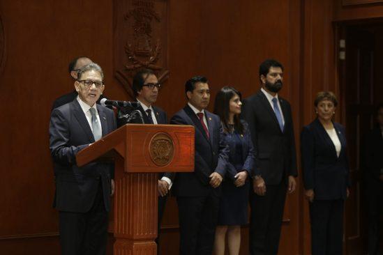 Alfredo Barrera Baca, nuevo rector de la Universidad Autónoma del Estado de México