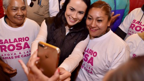 El 4 de junio el PRI hará historia con Alfredo Del Mazo: Alejandra Del Moral
