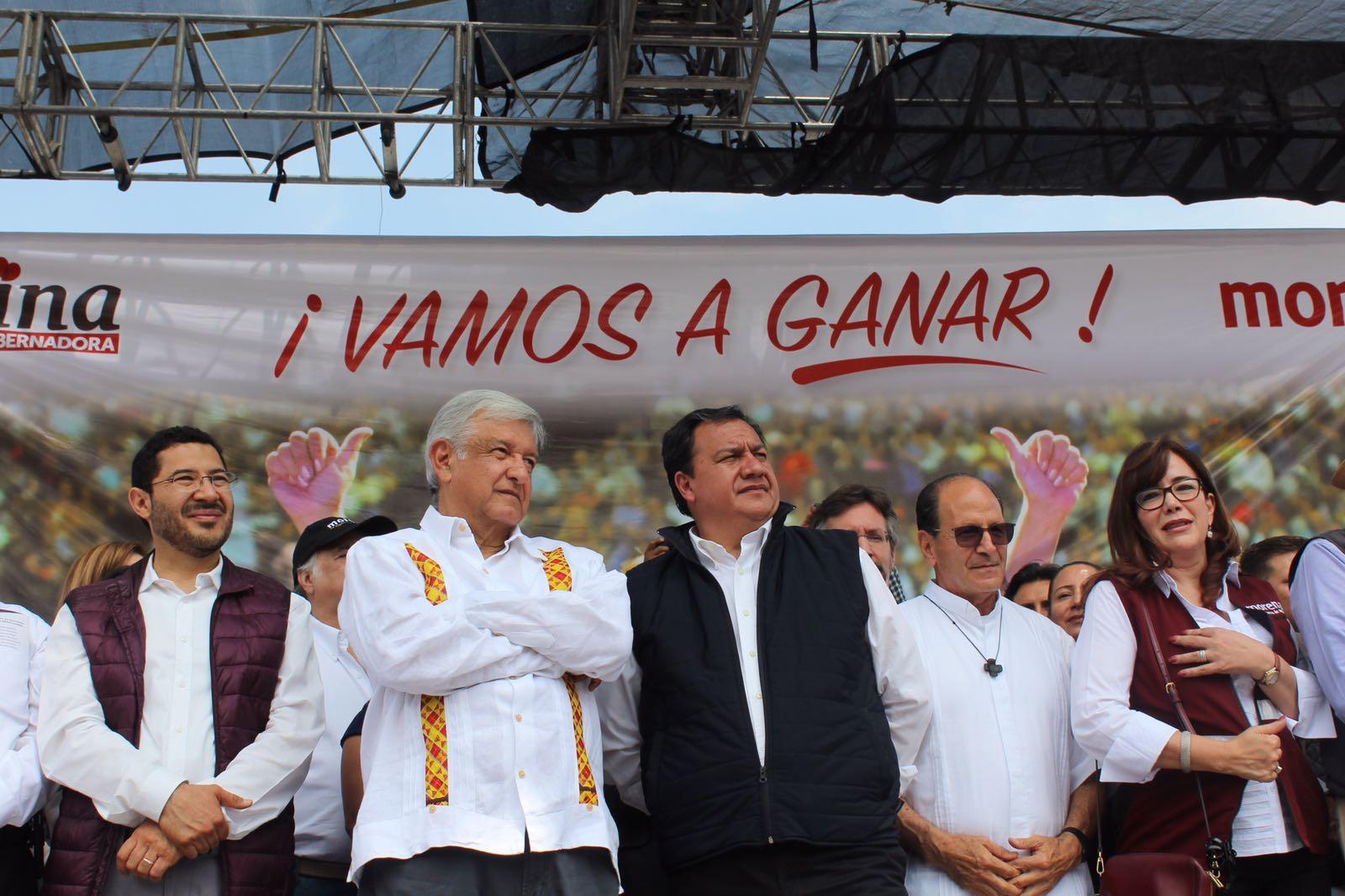 Óscar González del PT declina a favor de Delfina — Que siempre sí