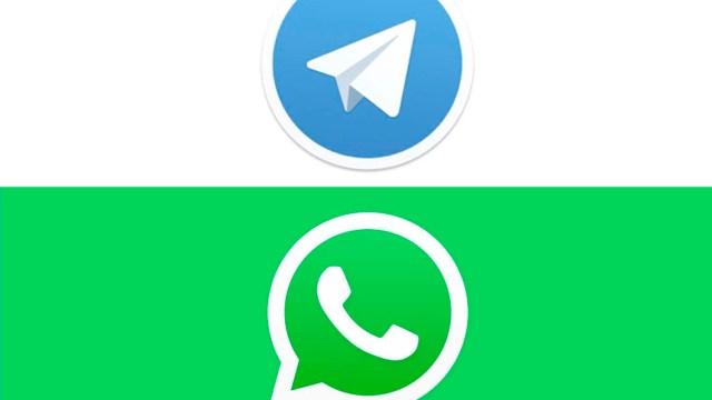 ¿Cuál es la mejor 'app' de mensajería? Telegram vs WhatsApp