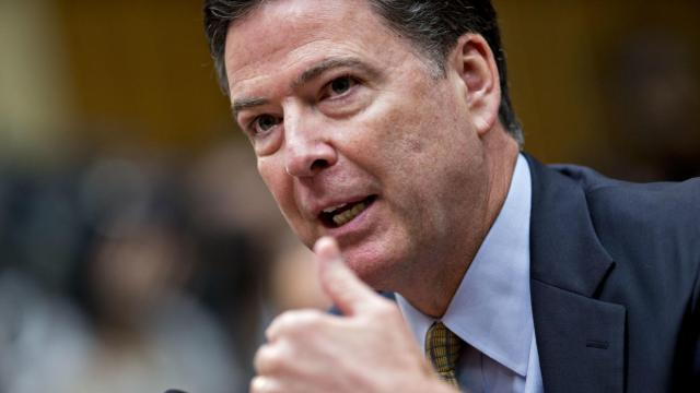 Despiden a James Comey, director del FBI