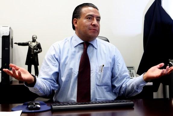 Están muy nerviosos en el PAN; exigimos que dejen de calumniar a Morena: Horacio Duarte