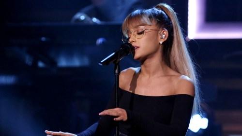 Ariana Grande dará concierto benéfico en Mánchester
