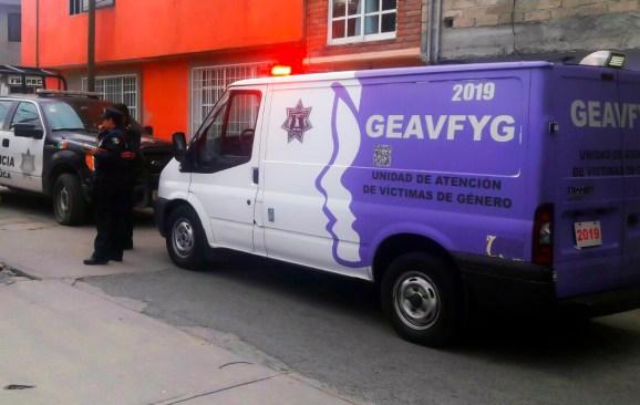 Atiende Policía de Toluca más de mil casos de violencia contra la mujer