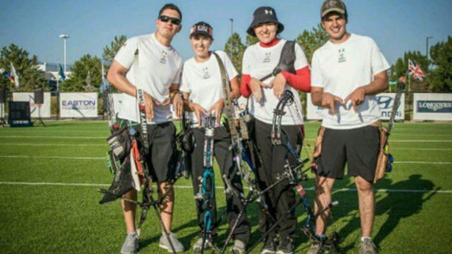 Arqueros mexicanos van por medalla de Oro y Bronce en Salt Lake City