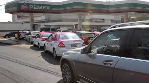 Suben precios de las gasolinas