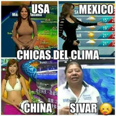 Polémico meme de meteoróloga salvadoreña trasciende a medios extranjeros