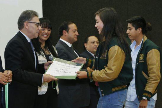Concurso del Universitario Emprendedor, plataforma de proyecciónde la voluntad creadora de los jóvenes: Alfredo Barrera