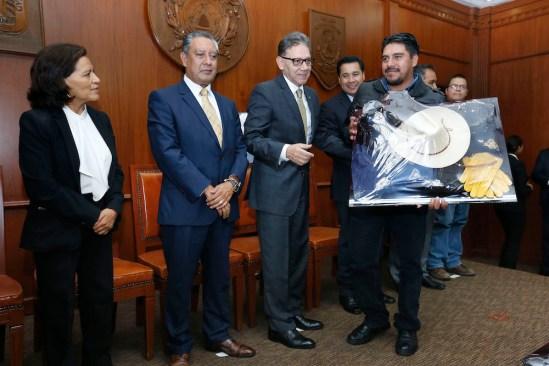 Instrumentará UAEM Programa de Disciplina Presupuestal: Alfredo Barrera