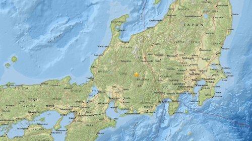 Un sismo de5,2 grados sacudió la región central de Japón